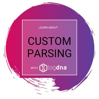 Custom Parsing landing page