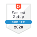 G2-Summer20-Easiest Setup