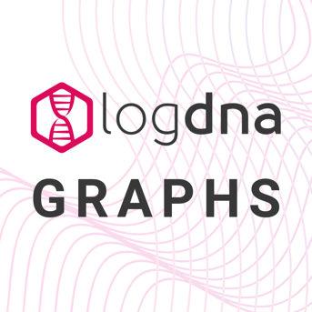 How to leverage logdna graphs landing page image